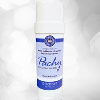 Pachy Organic Deodorant by Rustic Maka