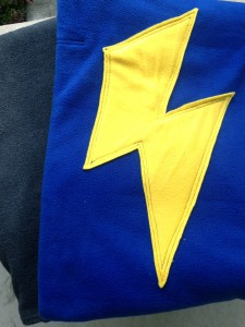 Lightning Bolt Super Blanky