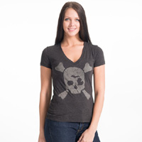 Mirate Women's V-neck Tee