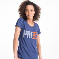 Detroit Pride Women's T-shirt