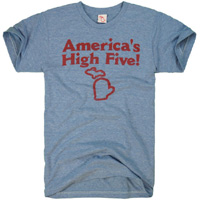 America's High Five Tshirt – Unisex