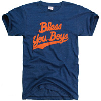 Bless You Boys  Tshirt - Unisex