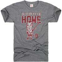 Gordie Howe Tshirt – Unisex