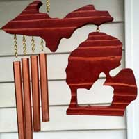 Like Michigan Wind Chime
