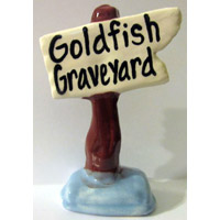 Goldfish Graveyard