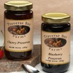 Traverse Bay Farms Jam, Butters and Preserves