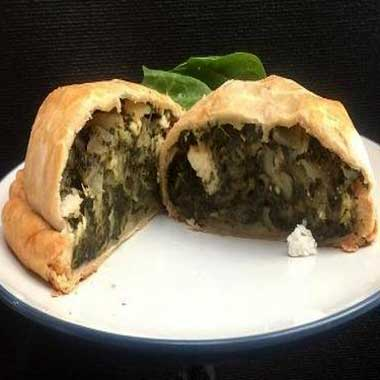 Spinach & Feta Cheese Pasty