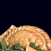 12 oz Spinach & Feta Cheese Pasty