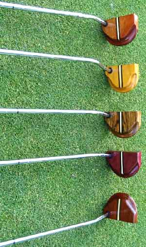 Woody Putters