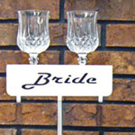Bride Drink Holder