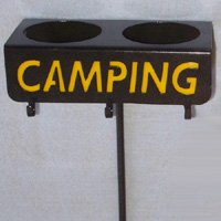 Camping Beerstix - Ground