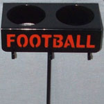 Football Drink Holder