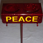 Peace Drink Holder