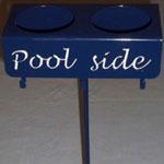 Poolside Drink Holder