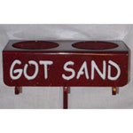 Got Sand Drink Holder