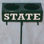 Michigan State Drink Holder