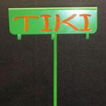 Tiki Drink Holder