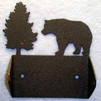 Bear Toilet Paper Holders
