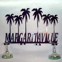 Margaritaville Wine Glass Holder