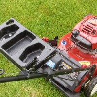 Yard Guard Lawnmower Attachment