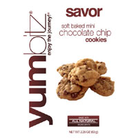 Yumbitz Savor Chocolate Chip Cookies