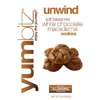 Yumbitz Unwind White Chocolate Macadamia Cookies