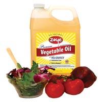 Premium Vegetable Oil – Gallon