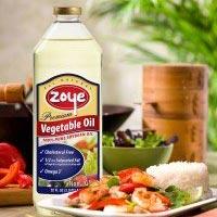 Premium Vegetable Oil