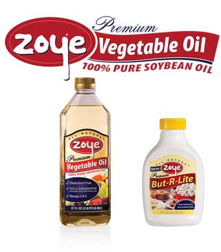 Zoye Premium Cooking Oils