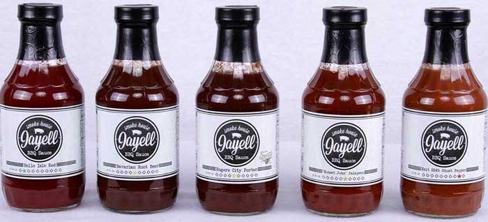 Jayell's BBQ Sauce