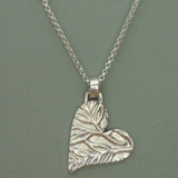 Woodland Heart Necklace