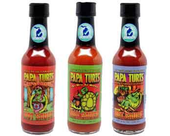 Papa Turts Gourmet Sauces