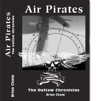 Air Pirates Book Author Brian Chase