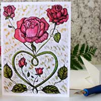 Greeting Cards Fine Art for Small Spaces