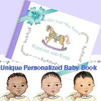 Personalized Baby Books