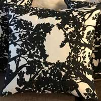 Michigan Tree Tops Pillow