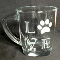 Engraved Coffee Mug 14 oz