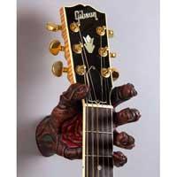 Bella Rose Hand Guitar Hanger