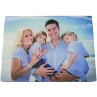 Personalized Photo Glass Cutting Board
