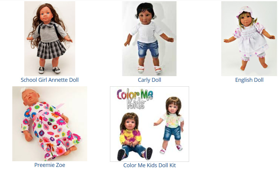 Apple Valley Doll Works