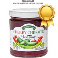 Cherry Chipotle Drizzle Topping by Herkner Farms