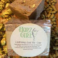 Hops Soap with Essential Oils