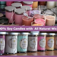 Daisy Candles Handcrafted Soy Candles Made In Michigan