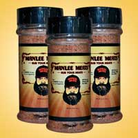 All Natural Manlee Meats Rub