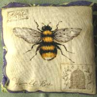 Organic Lavender Dream Pillow