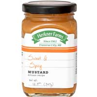 Sweet Spicy Mustard by Herkner Farms