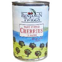 Tart Canned Cherries