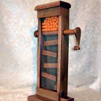 Colonial Gumball Machine