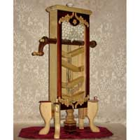 Victorian Gumball Machine