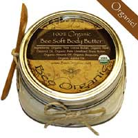 Organic Bee Soft Body Butter